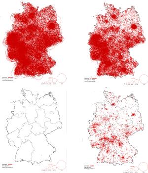 namen deutschland karte Nachnamen rankings   Karte zum Namen